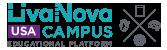 USA Campus LivaNova Logo